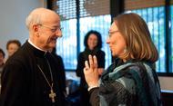 """Mons. Ocáriz: """"Cada um de vocês é tão Opus Dei quanto o Prelado"""""""