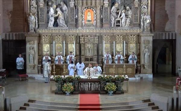 Omelia del prelato a Torreciudad (20 agosto 2021)