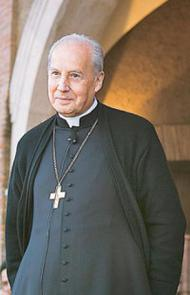 Entrevista al Prelado del Opus Dei sobre el Papa Francisco