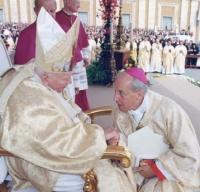 Jan Paweł II i Prałat Opus Dei