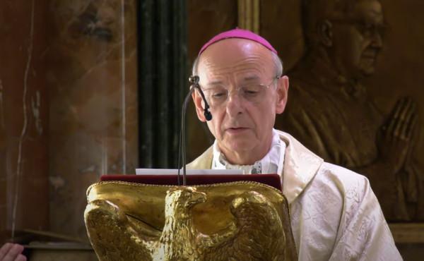 Homélie du prélat en la fête de Saint Josémaria (2020)