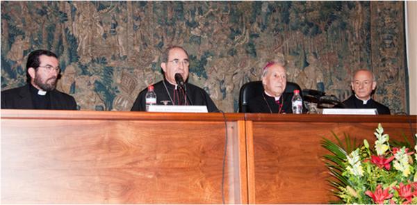 Conferência do Prelado do Opus Dei aos sacerdotes