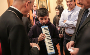 Fin du voyage pastoral du prélat au Paraguay