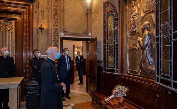 "Opus Dei - Mons. Fernando Ocáriz: ""Sempre estem en temps de formació"""