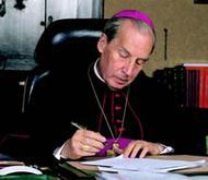 Carta del prelado del Opus Dei con ocasión del Cónclave