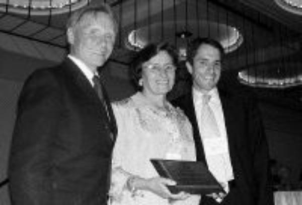 Un premio a 30 años de trabajo