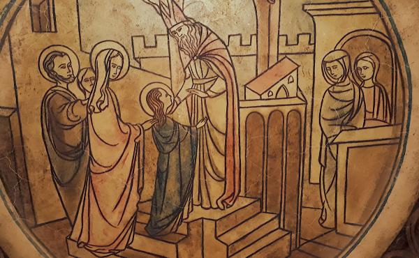 21 de noviembre: Presentación de la Virgen María en el Templo