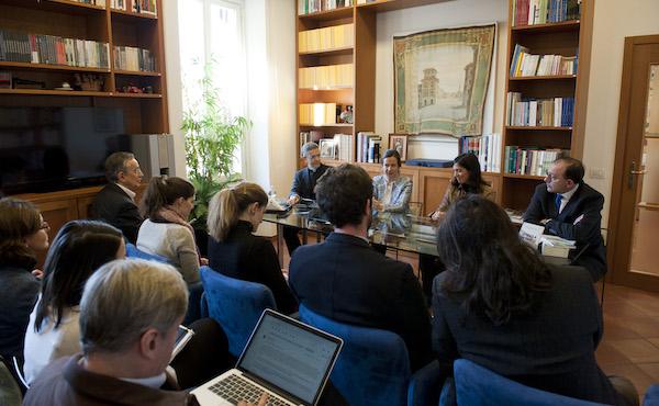 Opus Dei - Presentazione del libro che raccoglie le lettere inviate a san Josemaría da Guadalupe Ortiz de Landázuri