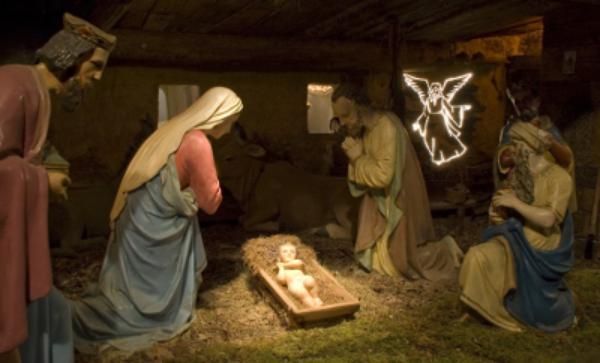 """Benedicto XVI: """"¡Id preparando el Nacimiento!"""""""