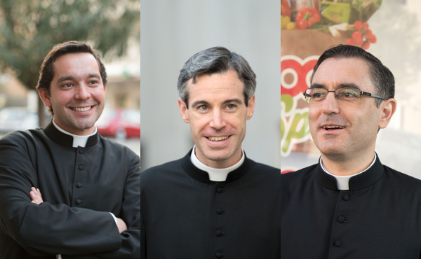 Opus Dei - Ordination sacerdotale de 31 diacres le 29 avril