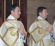 Galería de imágenes: Ordenaciones en Roma (21.02.09)