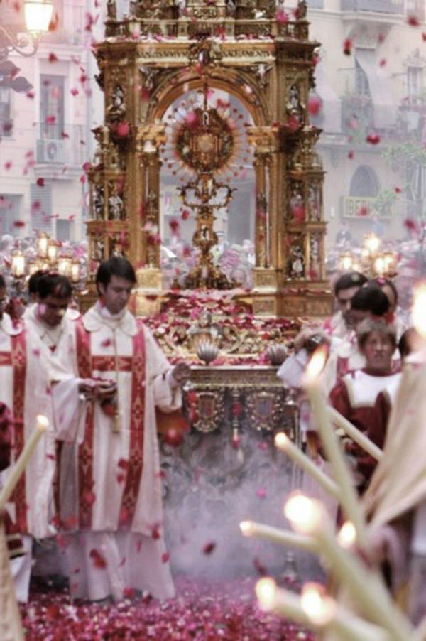 "Audio: ""On the Feast of Corpus Christi"""