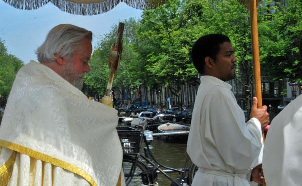 Opus Dei - Fotoreportage Sacramentsprocessie Amsterdam 2019