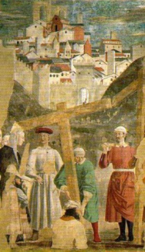Año 628: la Cruz perdida y hallada