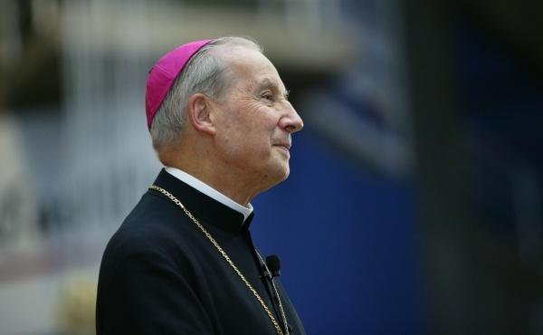Opus Dei - 为蔡浩伟主教的追思弥撒(1932-2016)
