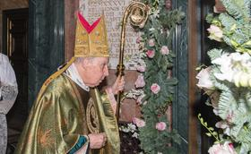 Closing of Jubilee Year in Our Lady of Peace