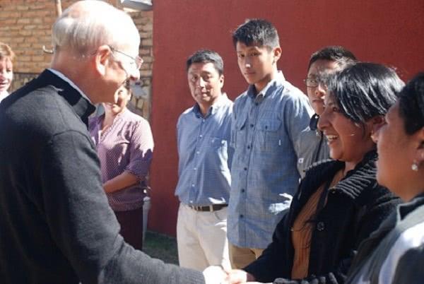 Opus Dei - Prałat Opus Dei w Boliwii