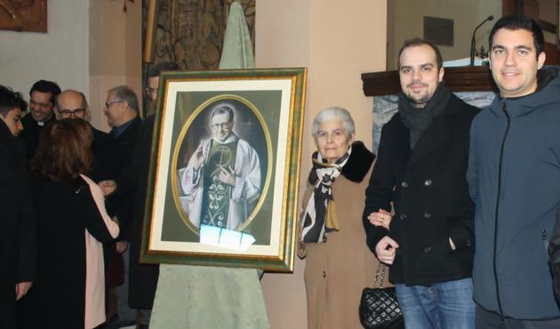 Opus Dei - Un quadro di san Josemaría a Cagliari