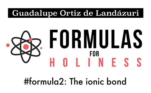 Love & pain: the ionic bond