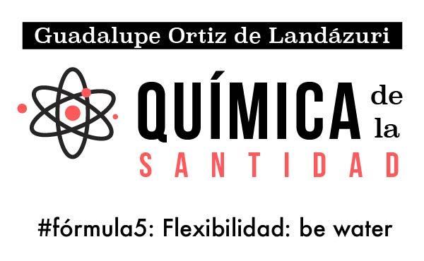 Opus Dei - Flexibilidad: be water