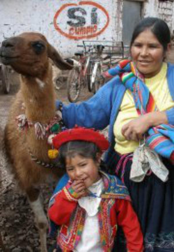 Perú: esperanza para 775 familias