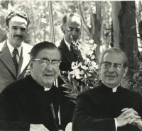 Historia del Opus Dei en Ecuador