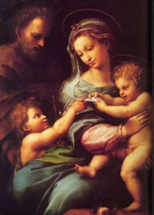 Did St. Joseph marry a second time?