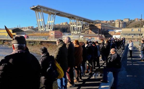 Opus Dei - Raggiungere chi si trova al di là del ponte Morandi
