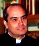 Le Recteur de Sedes Sapientiae, Mgr Pedro Huidobro.