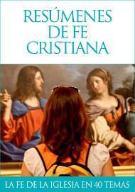 """""""Resúmenes de fe cristiana"""", libro electrónico gratuito en formato PDF, Mobi y ePub"""