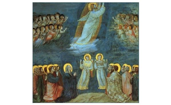 Život Panny Márie (XVII): Vzkriesenie a Nanebovstúpenie Pána