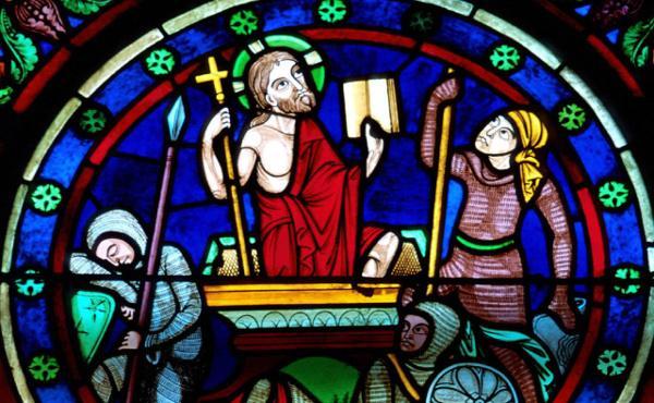 Pascua: He resucitado y aún estoy contigo