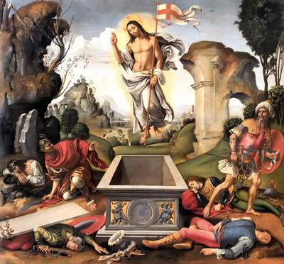 Resultado de imagen de la resurrección de jesús