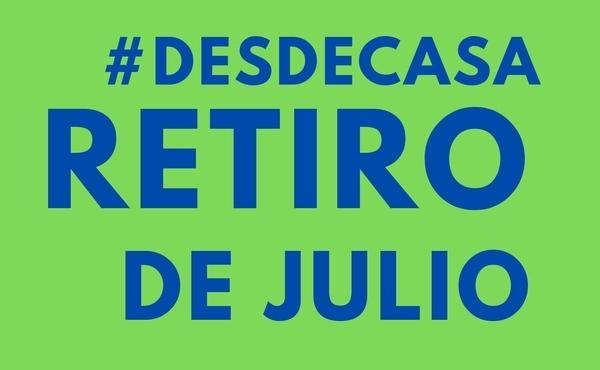 Opus Dei - Retiro de julio #DesdeCasa