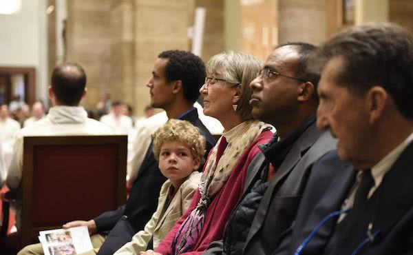 Serviteurs de la charité dans l'Église