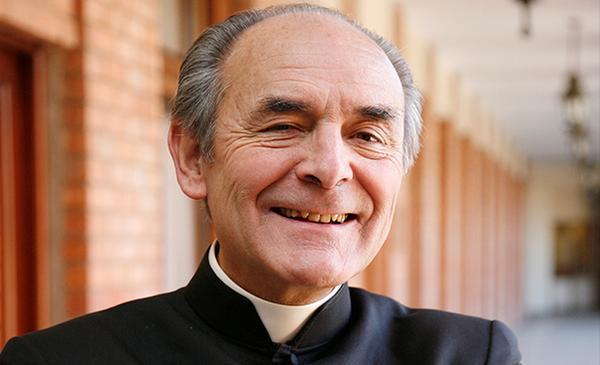 """Opus Dei - """"La fe lo aporta todo: el sentido de la vida, la alegría de vivir, la entrega al prójimo""""."""