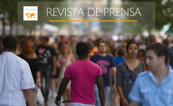 Opus Dei - «Roma es un personaje más en esta novela»