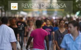 'En la tierra como en el cielo' narra la vida del prelado del Opus Dei, Javier Echevarría, a través de 45 entrevistas