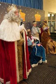 ¿Los Reyes Magos se han puesto enfermos?