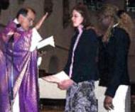 """""""A Eucaristia teve um papel decisivo em minha conversão"""""""