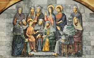Jezus wordt in de tempel wedergevonden