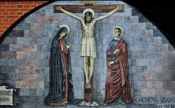 Opus Dei - Jezus sterft aan het kruis