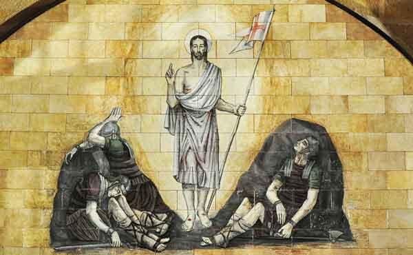 Opus Dei - Jezus verrijst uit de doden