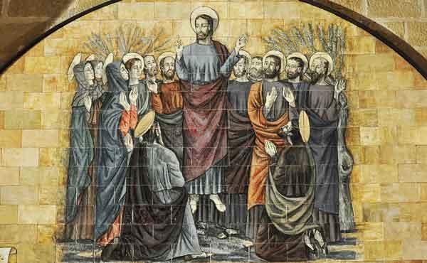 Opus Dei - Jezus stijgt op ten hemel