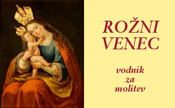 """Opus Dei - """"Mobilni"""" vodnik za molitev rožnega venca"""
