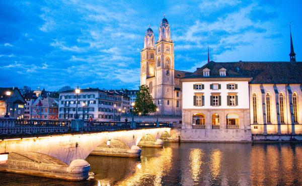 """In Zurich: """"Everything can be an opportunity to find Jesus"""""""