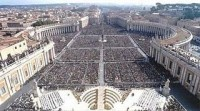 Ponad 300 tys. osób na kanonizacji Św. Josemarii. 6 października 2002