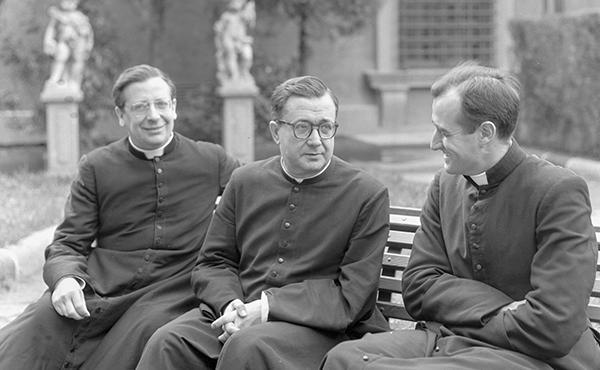 Hace 60 años san Josemaría llegó a Roma