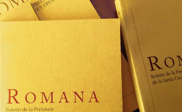 """Opus Dei - È stato pubblicato il n. 63 di """"Romana"""""""