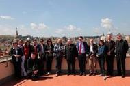 Un séminaire pour les journalistes à Rome.